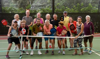 Christmas Pickleball